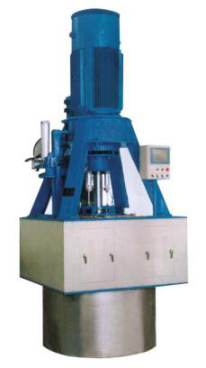 Top suspension centrifuge